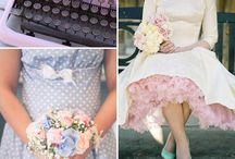 Wedding theme: pastel