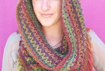 Cowls / Crocheting