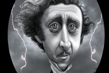 Caricature Concept / Art and painting ideas. / by Debby Moore