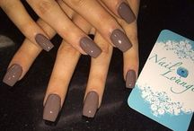 * nails