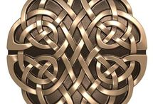 Celtic symbols and design
