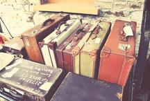 Laukkuja ja laatikoita