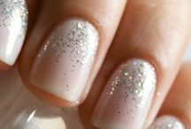 Wedding Nails / Glamorous nails for your perfect day.