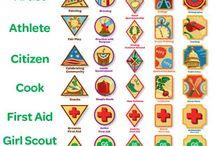 Scouting Fun! ~ Girl Scouts / by Maryann Casey
