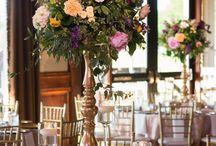 Robin and Travis- Garden Style Wedding