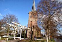 KORTENHOEF- Noord Holland / …….het dorp waar wij wonen….!
