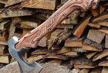 Wood porn