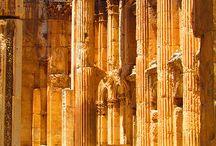 Roman Ruins Around The World