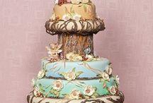 cakes / by Becky McClaflin