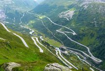 The best of Europe motorcycle tour
