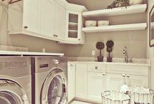 Design Ideas - Laundry Room/Mud Room