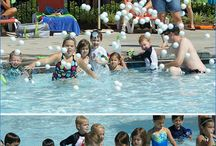 Pool Games / Fun pool games for kids and families.