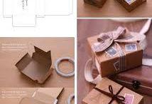 Moldes caixas