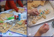 Kids Cookie Decorating Party / by Natalie The Busy Budgeting Mama