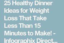Nyttig mat / Recept och ideér på nyttig mat