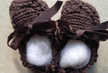 GTF Baby / Hand knitted to keep your baby cute and cozy