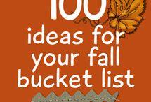 Fall ideas / by Samantha Morfia Matoushek