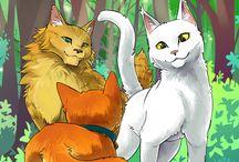 Warriors cats