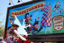 Magic Kingdom at Walt Disney World / Sights from around the Magic Kingdom, Walt Disney World's favorite theme park!