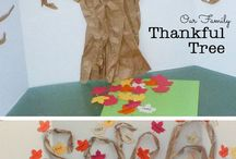 Holidays - Thankful Party