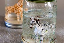 Craft Ideas (Kids) / Crafts to do with young kids (or the young at heart!).  / by Sierra Beckman