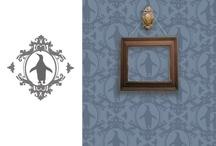 Our Designs - Textiles / Designed by Stephanie Reppas.