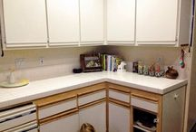 Kitchen cabinets do over