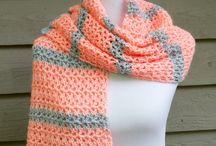 Crochet - Scarves, shawls & wraps