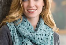Crochet Shawl & Scarves