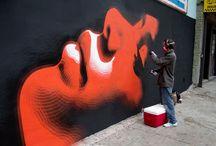 deep graffitti