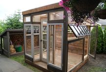 Little house, shed, Tiny house / Greenhouse or shed