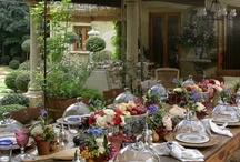 Tablescapes / by Gail Olds