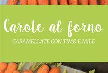 Ricette contorni Paleo / Ricette gustose e facili da prepare in perfetto stile Paleo, qui troverai tutti i contorni e le verdure per accompagnare i tuoi piatti!