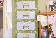 Organize/Helpful Hints: Paperwork / by Shelley Ramsey