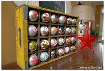 Decorations/Holidays / by Ashley Braun