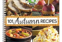 autumn dinner recipes / by Paige Lonon