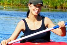kayaking / by Jessica Smith