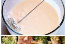 Salatopskrifter