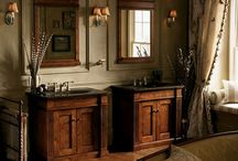 Rustic Bathroom Vanities / Rustic Bathroom Vanities, When you get to think about it, not all bathrooms can afford leaving space for vanities. Nonetheless, if your bathroom has a space for a vanity, then you have to take the chance and get it. Bathroom vanities are beneficial for eliminating chaos and facilitating daily practices such as brushing your teeth. Rustic bathroom vanities are great options to choose from to have an amazing bathroom. / by bathroom designs 2016 - bathroom ideas 2016 .