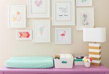 kids bedroom / by Shauna Dempsey