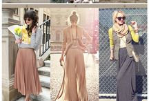 Maxi & Long Skirts / Maxi & Long Skirt