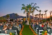 Camelback Inn Wedding Ceremonies / Whether the ceremony is classic or casual, intimate or grand, the legendary Camelback Inn's breathtaking location and emphasis on personal service ensure that it will remain a favorite for generations to come.
