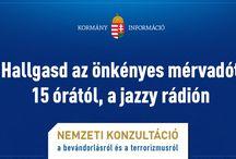 Tudta? Nemzeti konzultáció 2015 / hungary, emigration crisis  advert jokes