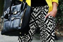 Fashion ideas - yellow