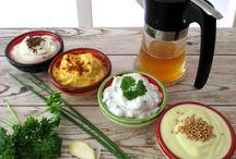 Ricette - Salse e condimenti