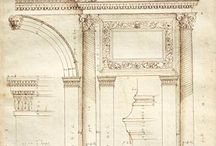 OLD DRAWING - arch. presentation