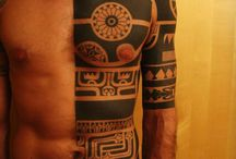 Tribal tattoos / Special and unique tribal tattoos.
