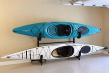 Kayaks / by Cheryl Mobley