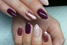 Autumn/winter nailspiration