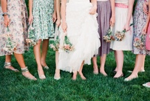 Bridesmaids / by Katrina Massey Photography